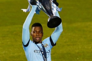 Youngster Kelechi Iheanacho was the hero for Manchester city in their 1-0 win at Crystal Palace