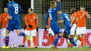 Netherlands Iceland Euro 2016