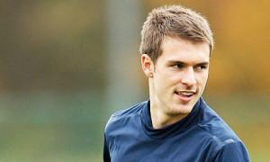 Arsenal midfielder Aaron Ramsey has picked-up a hamstring injury