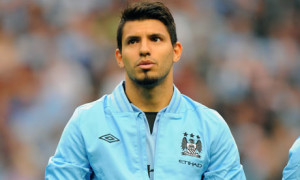 Sergio Aguero fired home five as Manchester City defeated Newcastle 6-1 at the Etihad Stadium