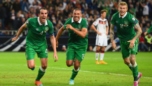 The Republic of Ireland have drawn Bosnia and Herzegovina in the Euro 2016 play-offs