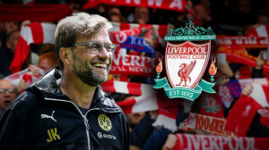 Highly-rated German Jurgen Klopp is now the Liverpool boss