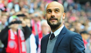 Bayern Munich boss Pep Guardiola is being linked with a move to Chelsea