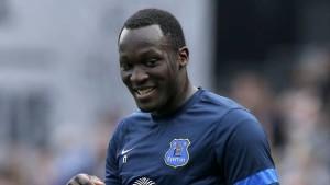 Striker Romelu Lukaku scored the equaliser in Everton's 1-1 draw with Liverpool