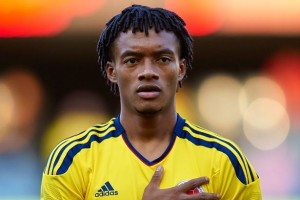 On-loan winger Juan Cuadrado could be set to make a permanent move to Juventus