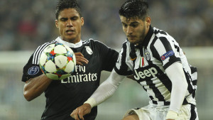 Real Madrid could be making a move for Juventus striker Alvaro Morata according to agent Ernesto Bronzetti