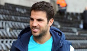 Chelsea midfielder Cesc Fabregas has denid he is the player who is leading a rebellion against boss Jose Mourinho