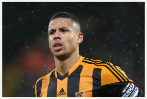 Hull centre-back Curtis Davies is being linked with a move to Bournemouth