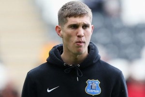 Barcelona are reportedly interested in signing Everton centre-back John Stones
