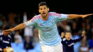 Barcelona's interest in Celta Vigo's Nolito looks to be very real
